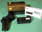 Nikon MB-D11 Multifunktionshandgriff original für