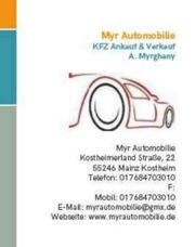 Kaufe Autos PKW Ankauf jeder