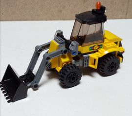 Spielzeug: Lego, Playmobil - Lego Fahrzeuge u a
