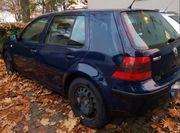 VW Golf 4 Edition mit