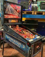 Pinball STERN Terminator 3 Flipper