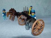 Playmobil 3244 Unions Feld Artillerie