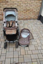 Kinderwagen zu verkaufen