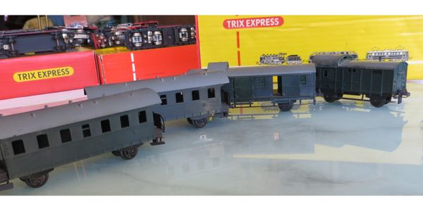 Modelleisenbahn TRIX Express 3454 H0