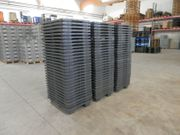 Paletten Kunststoffpaletten Halbpaletten 800mm x