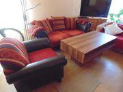 Sofa mit Sessel 1 Jahr