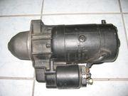 Anlasser Starter Diesel Bosch für