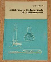 Buch Laborkunde für Arzthelferinnen - TOP-Zustand