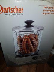 Bartscher Hot Dog Maker