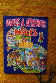 Spanisch für Kinder Bildwörterbuch NEU