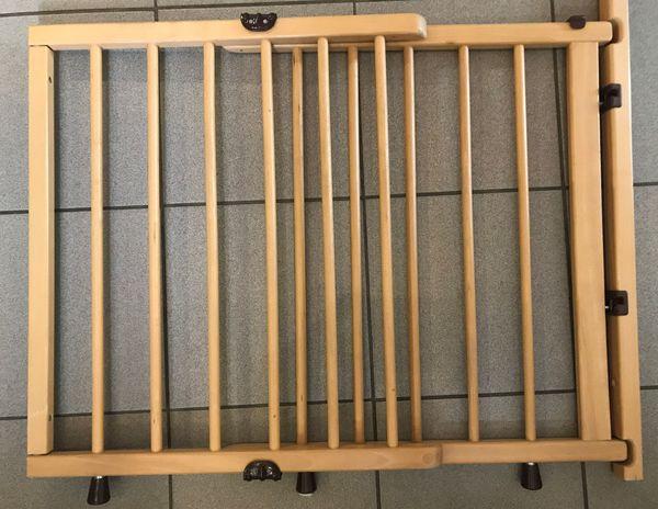 Geuther Treppenschutzgitter Türschutzgitter Breite 66-99