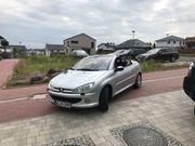 Peugeot 206 CC CABRIO wenige