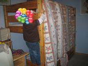 Kinder Etagen Hochbett mit Leiter