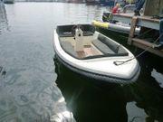 NEU Angelboot Motorboot OMEGA