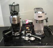 Espresso Siebträgermaschine Kaffeemühle Kaffeemaschine