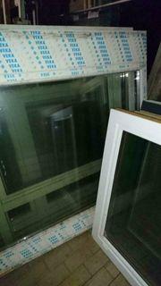 2 neue Schaufenster Festelemente von