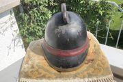 Alter Feuerwehr Helm