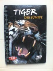 TIGER DER SÜMPFE - Natural Killers - DVD