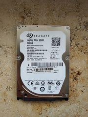 500Gb 2 5 Seagate Laptop