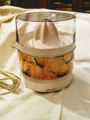 Orangensaftpresse elektrisch von Philips