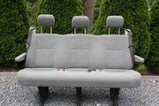 3 er Sitzbank Sprinter VW