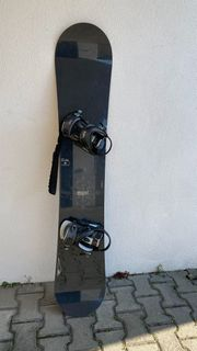 F2 MYST Freeride Snowboard 153cm