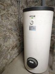 Warmwasserspeicher Reflex SF 150 Artiga
