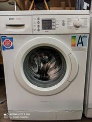 Waschmaschine Bosch mit kostenloser Lieferung