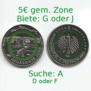 Tausche 5 Euro grüner Ring