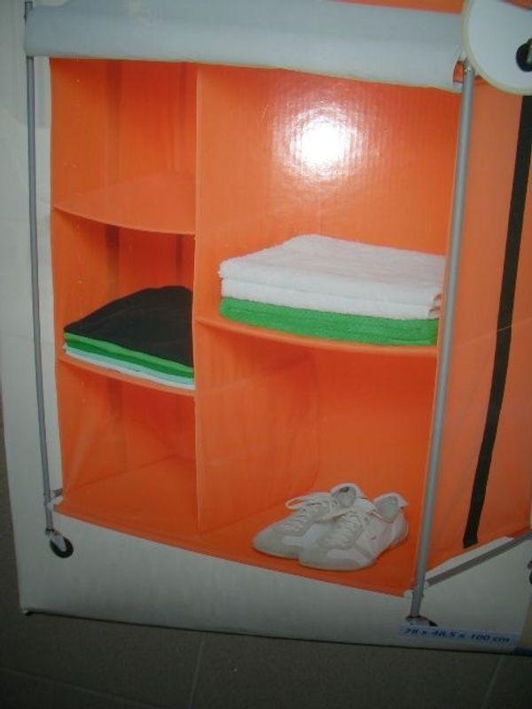Wäscheschrank Rio aus Stoff