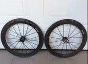 Lightweight Meilenstein Laufradsatz Carbon