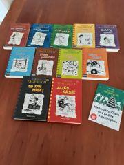 Gregs Tagebücher 1-11 plus Weihnachtschaos