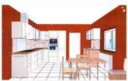 Nolte Einbauküche mit Geräte Matrik