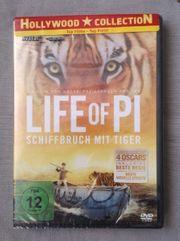 Life of Pi - Schiffbruch mit