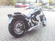 Harley Davidson Softail FXST Fender