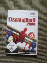 WII - Tischfußball 2008