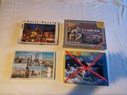 Puzzle 1000 Teile verschiedene Motive
