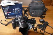 Panasonic Lumix DMC-FZ150 incl Zubehör