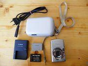 Canon Digital Ixus und Zubehör