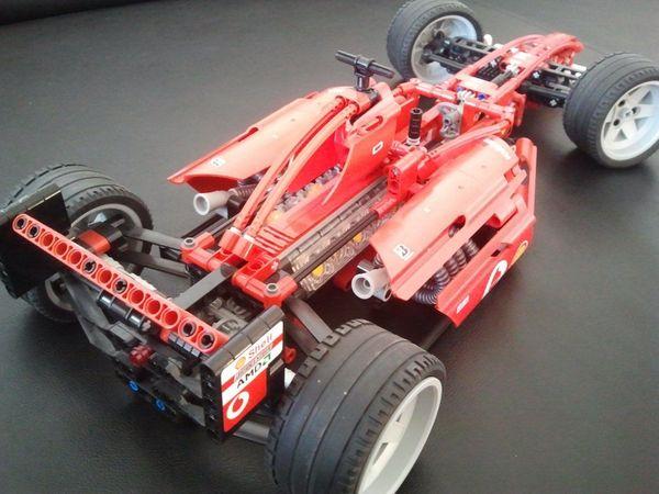 LEGO Technic 8386 Ferrari F1