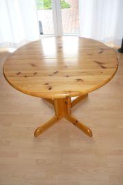 Tisch Kiefer Massiv lackiert