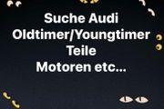 Suche Audi Oldtimer Youngtimer Teile