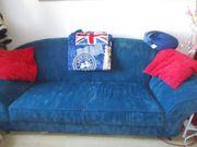 Blaues Sofa TOP ZUSTAND