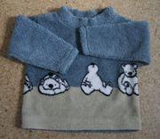 Mollig warmer Pullover Winterpullover Gr