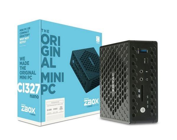 PC ZOTAX ZBOX CI327 nano