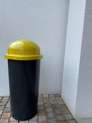 Mülltonner für gelbe Sack 60