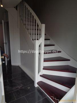 Holztreppen aus Polen, Treppen, Wangentreppen