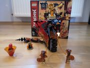 Ninjago Feuerschlange Lego 70674 Komplett