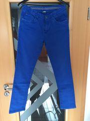 S Oliver blaue Jeanshose Größe