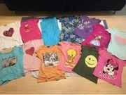 Mädchen-T-Shirts Sammelpaket 13-teilig